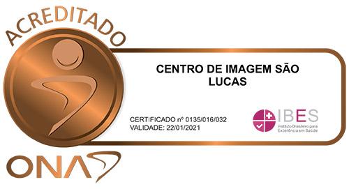 CENTRO DE IMAGEM SÃO LUCAS