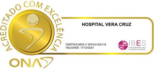 Hospital Vera Cruz - Acreditado com Excelência