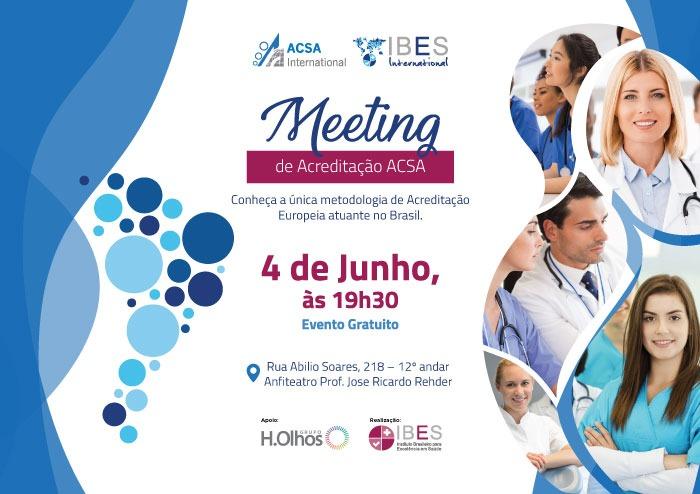 Meeting ACSA 2019