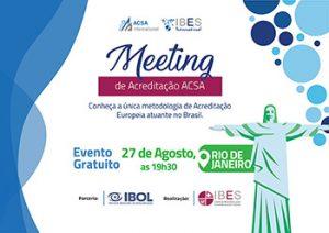 Meeting de Acreditação ACSA - Rio de Janeiro 350