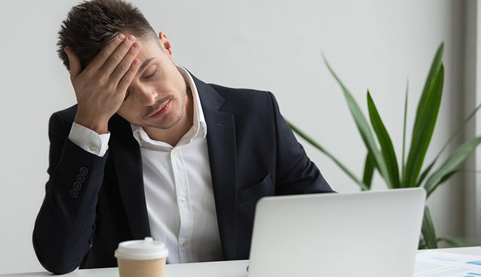 burnout é coisa séria