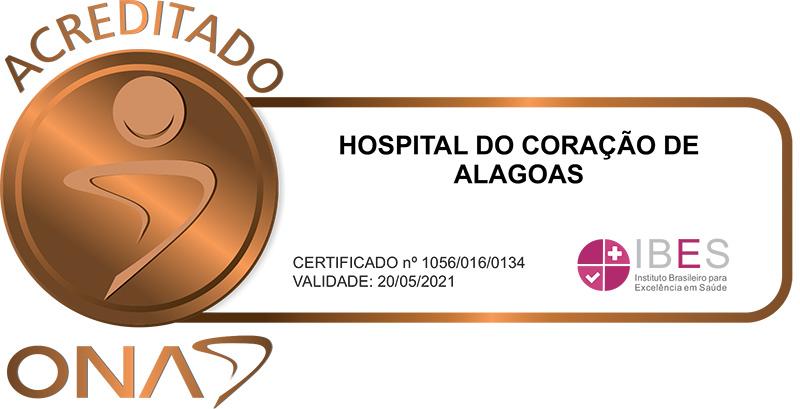 Hospital do Coração de Alagoas - Acreditado Pleno