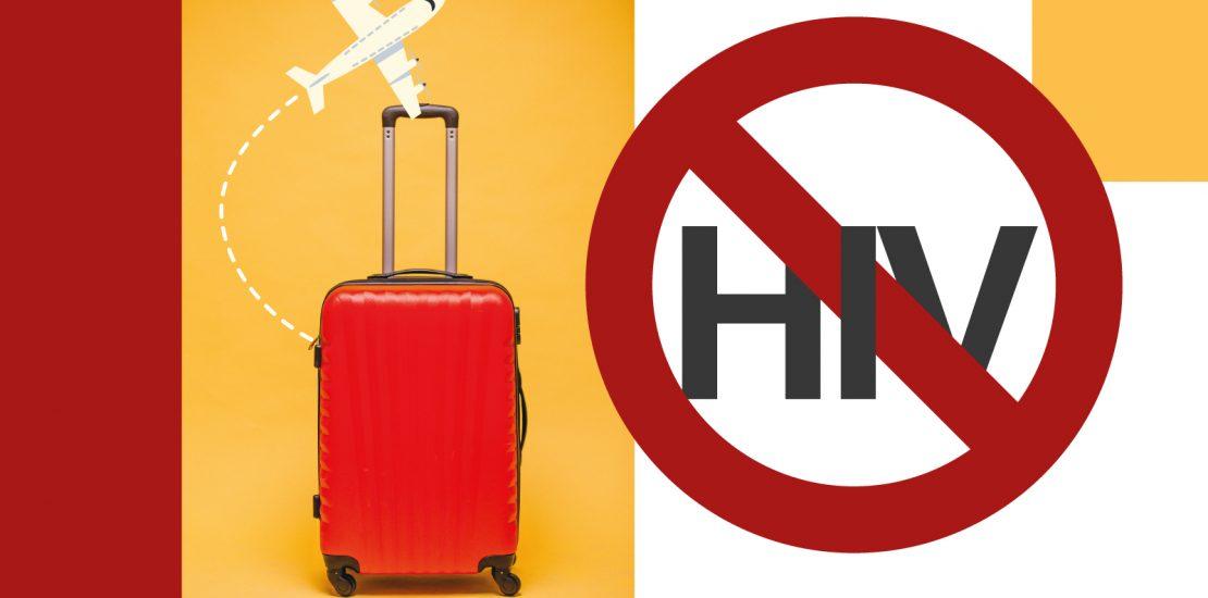 Proibido viajar com HIV