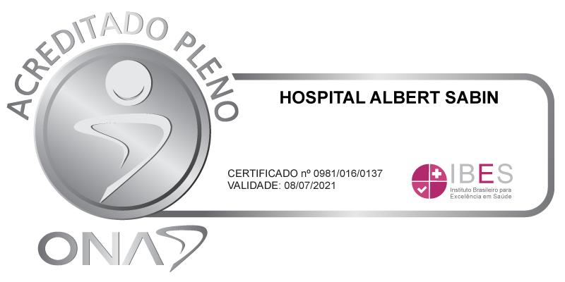 HOSPITAL ALBERT SABIN NÍVEL 2