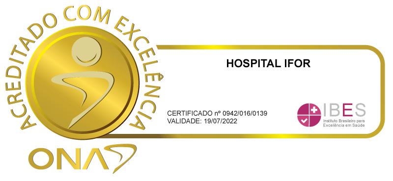 REDE D'OR SÃO LUIZ S/A – HOSPITAL IFOR
