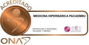 Grupo Oxigênio Hiperbárico - Unidade Pacaembu
