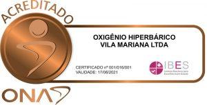 Grupo Oxigênio Hiperbárico - Unidade Vila Mariana