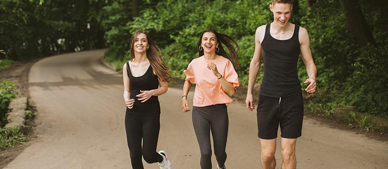 Adolescentes não praticam atividade física recomendada, especialmente meninas