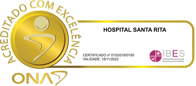 Hospital Santa Rita - Acreditado com Excelência