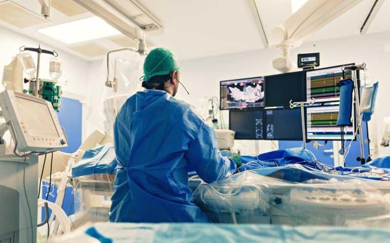 serviço de radiologia