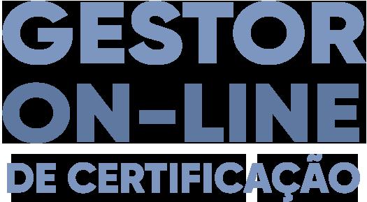 Gestor Online de Acreditação