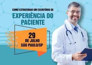 Como estruturar um escritório de Experiência do Paciente