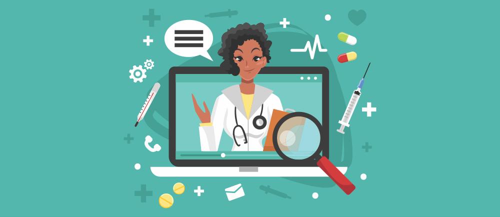 atendimento médico online