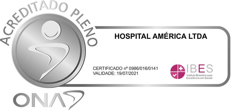 Hospital América - Acreditado Pleno