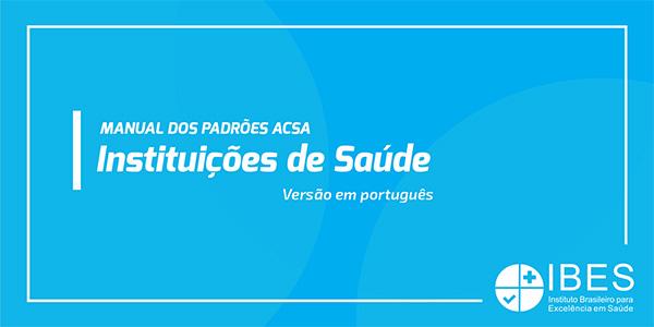 Manual ACSA - Instituições de Saúde