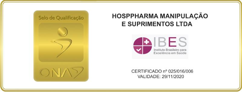 Hosppharma - Manipulação e Suprimentos