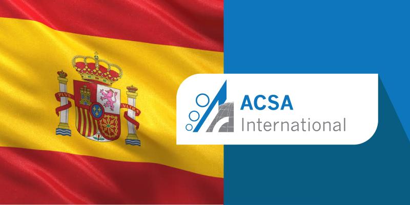 ACSA espanha