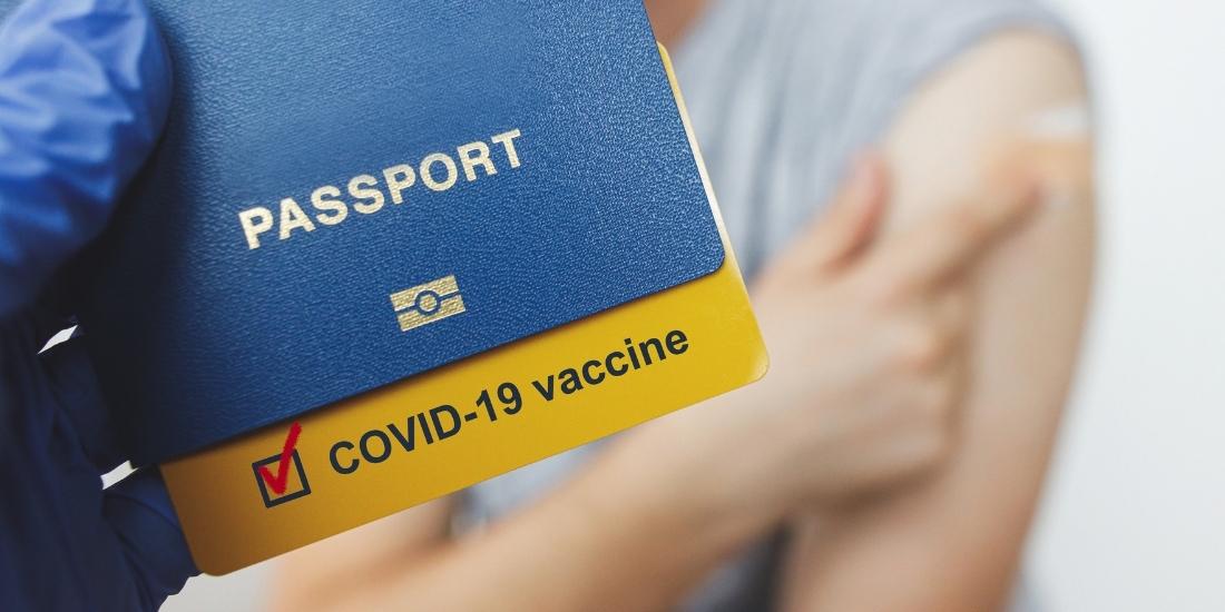 Passaporte de vacinação